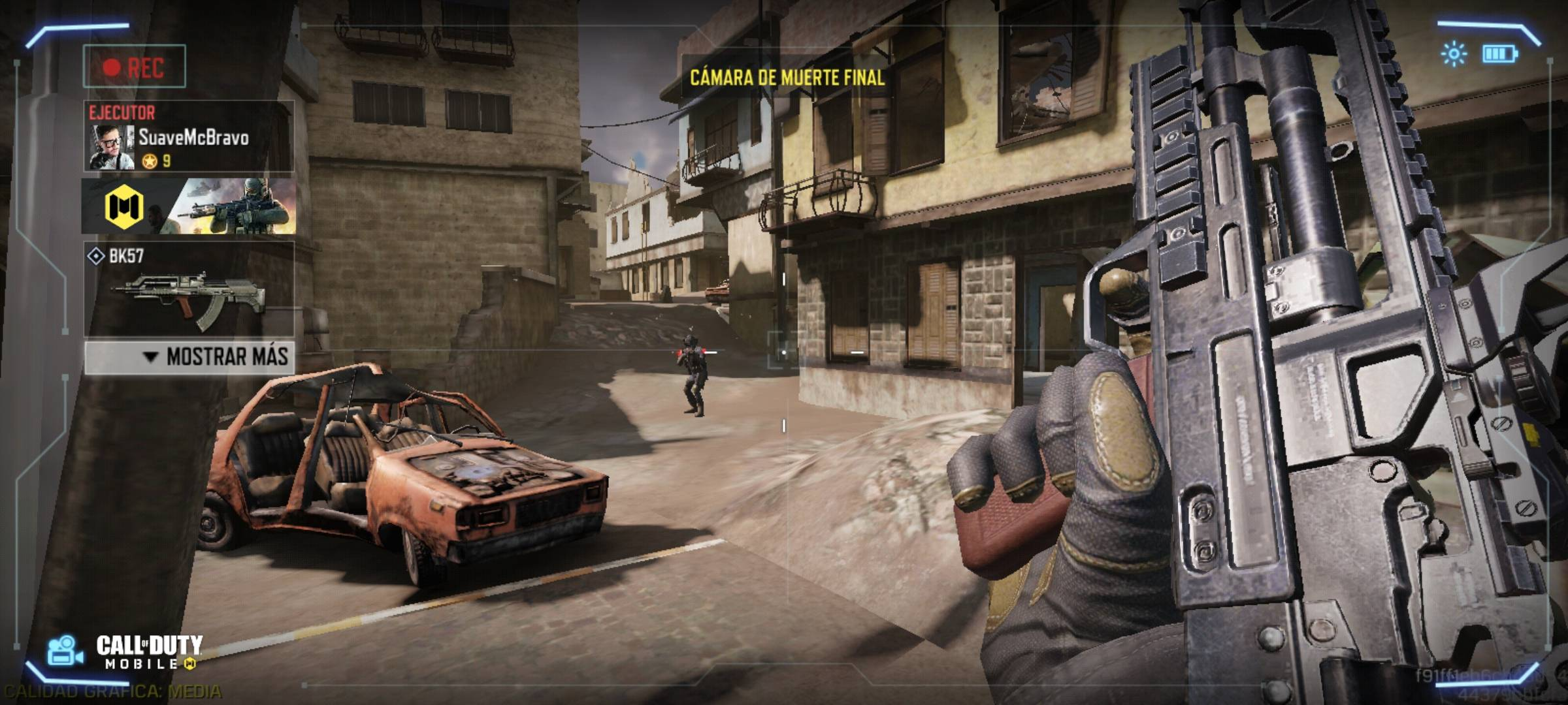 Call of Duty Mobile celulares 2021
