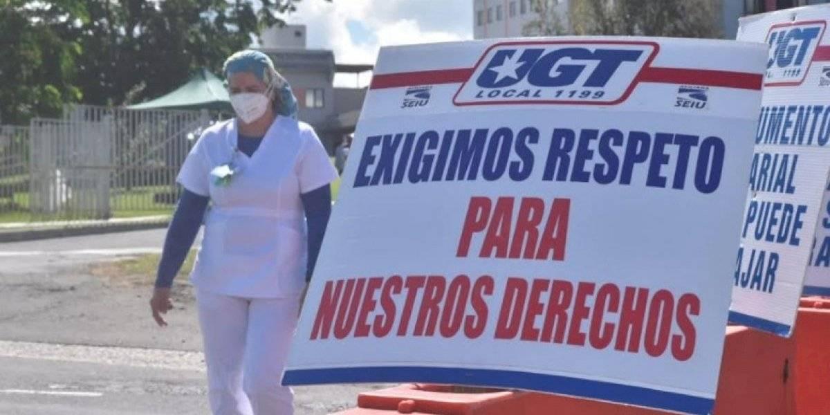 Empleados de Hima San Pablo decretan paro de 24 horas