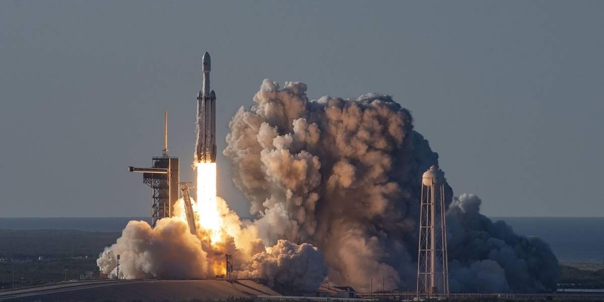 SpaceX falla en otro aterrizaje y pierde uno de sus Falcon 9 en algún lugar del océano, probablemente