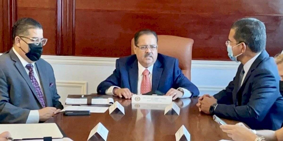 En una encrucijada las relaciones entre el gobernador y los líderes legislativos