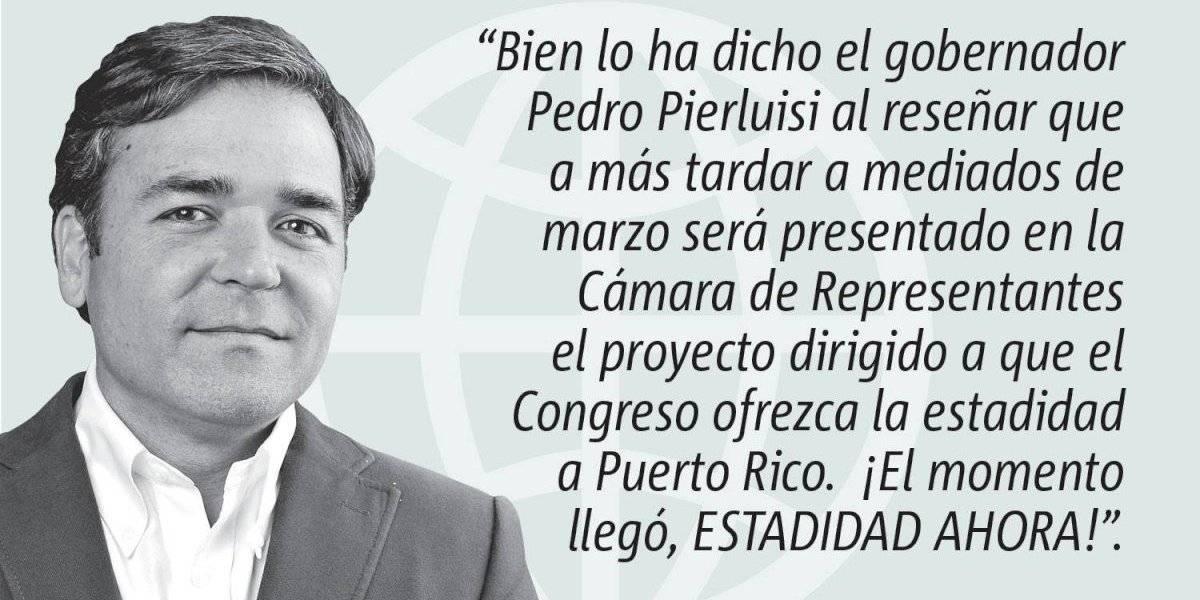 Opinión de Alejandro Figueroa: Llegó el momento para la estadidad