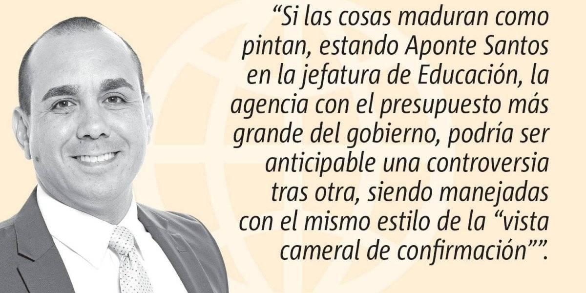Opinión de Alex Delgado: Protagonismo Legislativo