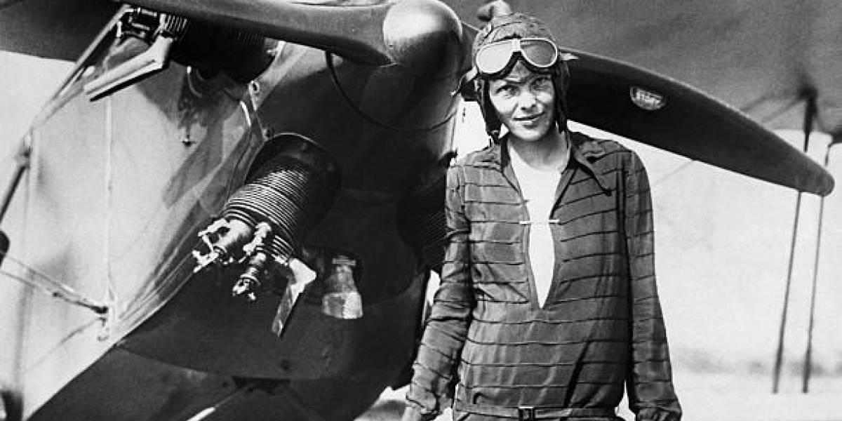 La desaparición de Amelia Earhart podría ser resuelta gracias a un reactor nuclear
