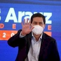 Candidato Andrés Arauz sostuvo varios encuentros con el FMI