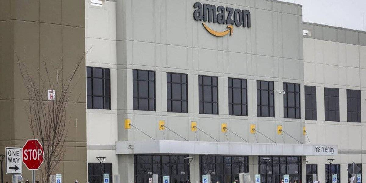Estado de Nueva York demanda a Amazon