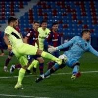 Atlético de Madrid desaprovecha juego pendiente ante Levante