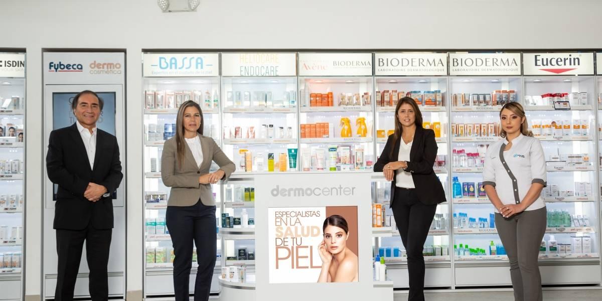 Fybeca presenta su primer Dermocenter en el país para el cuidado y salud de la piel