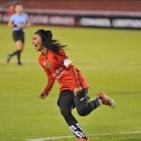 Madelin Riera, la goleadora de la Superliga  Femenina, regresa al Deportivo Cuenca