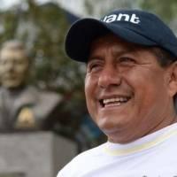 Luis Chocho, el mentor de la marcha en Ecuador, perdió su batalla contra el Covid-19
