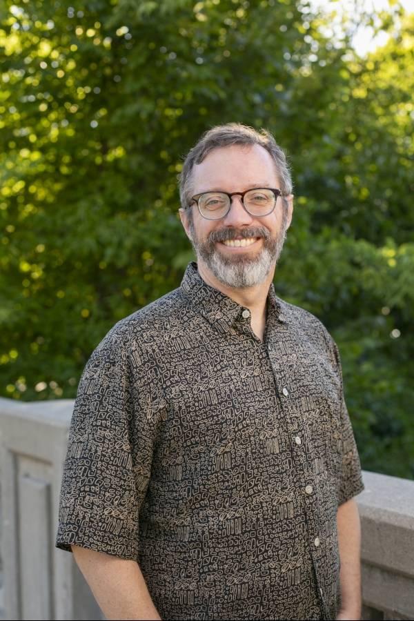 John Williams, profesor del Departamento de Geografía de la Universidad de Wisconsin-Madison, EE.UU., y afiliado al Centro de Investigación Climática