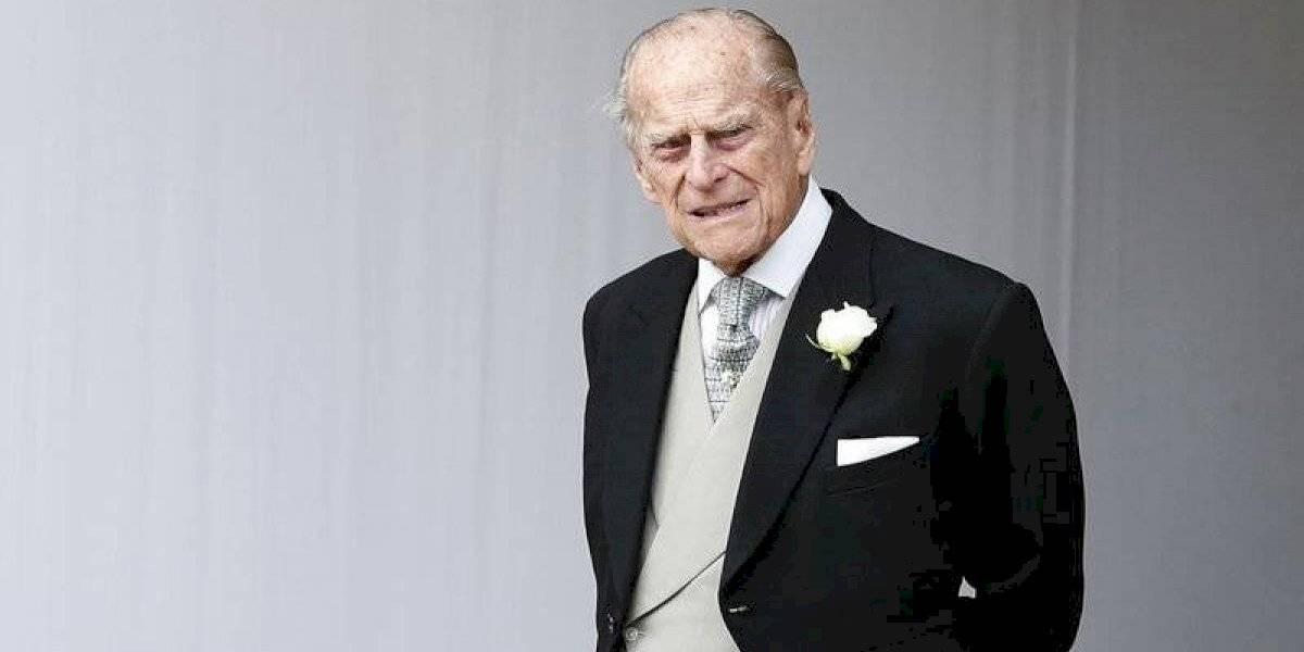 Fallece el príncipe Felipe, esposo de la reina Isabel II de Inglaterra