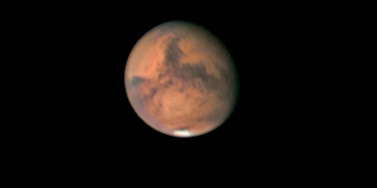 Captan desde Aguadilla área donde el rover Perseverance de la NASA intentará descender en Marte