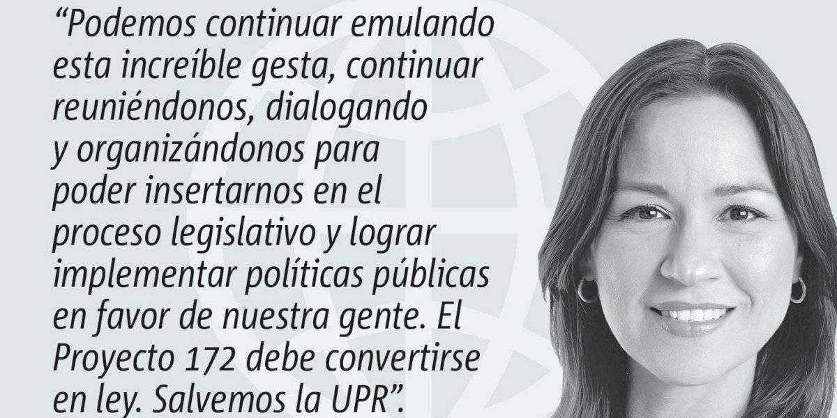 Opinión de Rosa Seguí: Salvemos la UPR