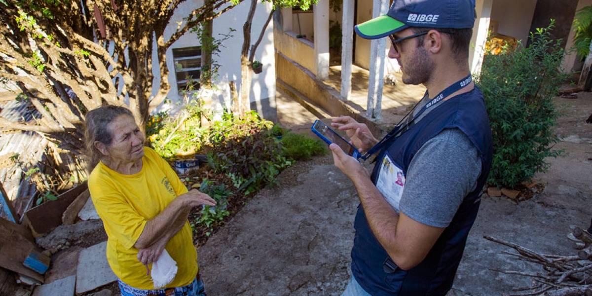 IBGE abre concurso com 204 mil vagas