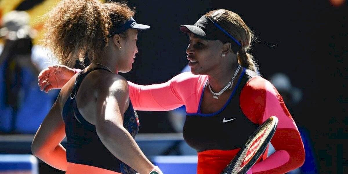 Naomi Osaka frena a Serena Williams en Australia