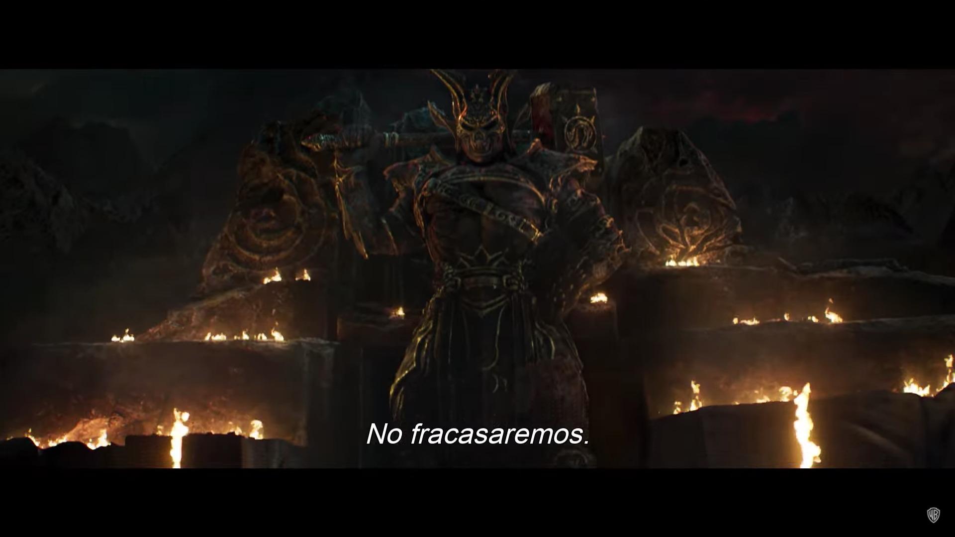 Mortal Kombat nuevo trailer