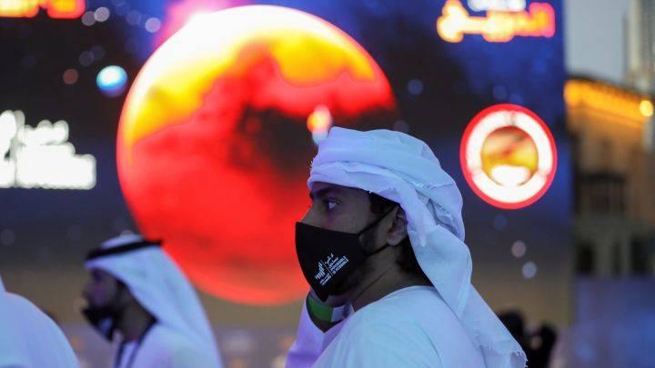 Emiratos Árabes Unidos lanzó la misión Al Amal a Marte.
