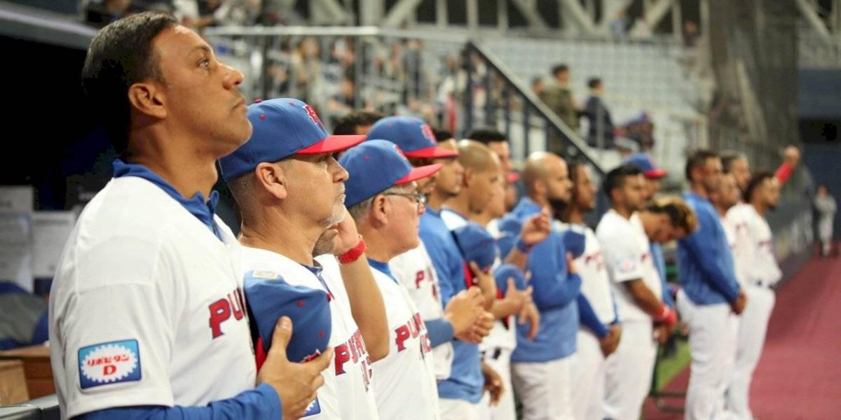 Puerto Rico confirma participación en Copa del Caribe de béisbol
