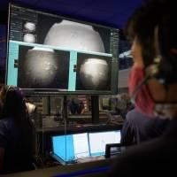 Robô explorador da Nasa faz pouso em Marte