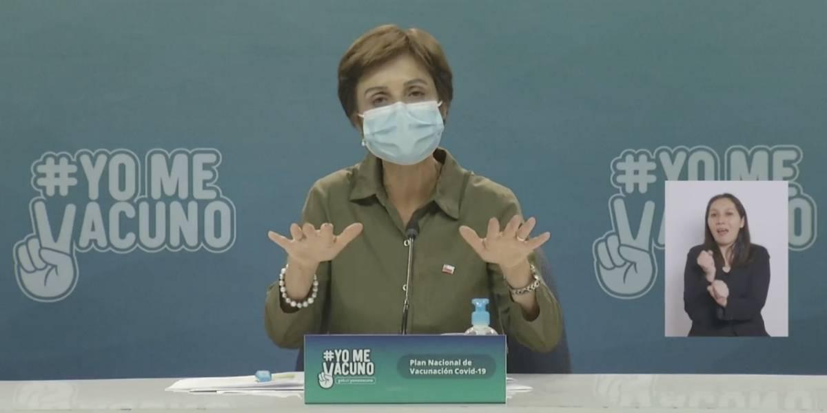 Minsal cursará sumarios a establecimientos que no respeten el calendario oficial — Vacunación