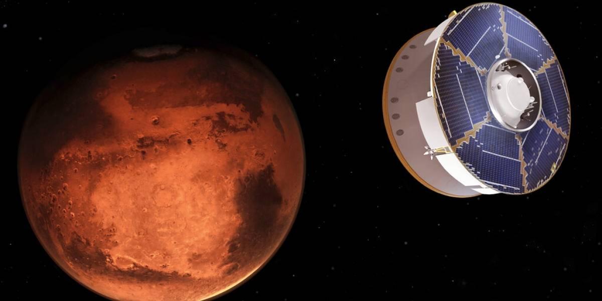 Ingeniero de Caguas voló helicóptero en el planeta Marte