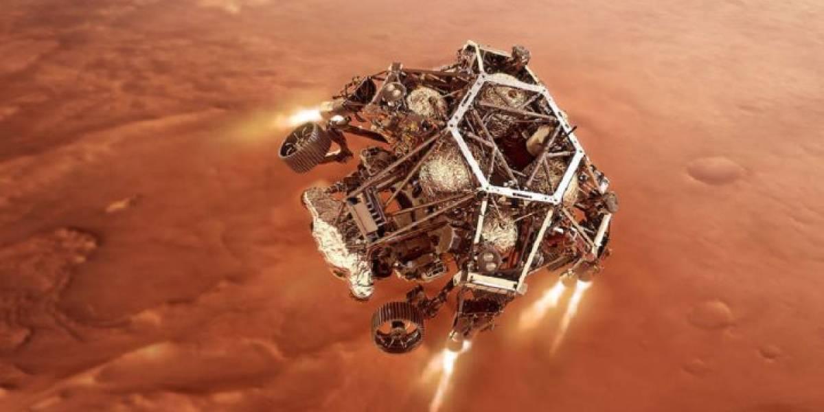 Perseverance: ¿cómo un robot de más de mil kilogramos logró viajar al espacio y cómo será su complicado aterrizaje?