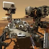 Perseverance, el vehículo de la NASA que aterrizó en Marte para buscar signos de vida