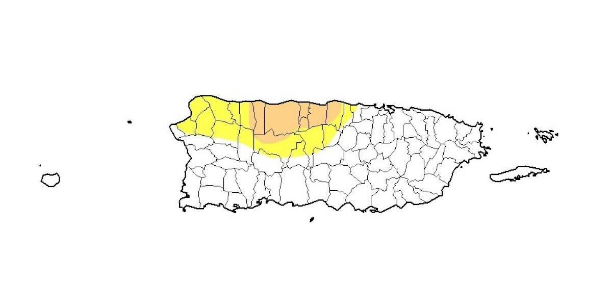 Leve reducción en nivel de sequía en Puerto Rico