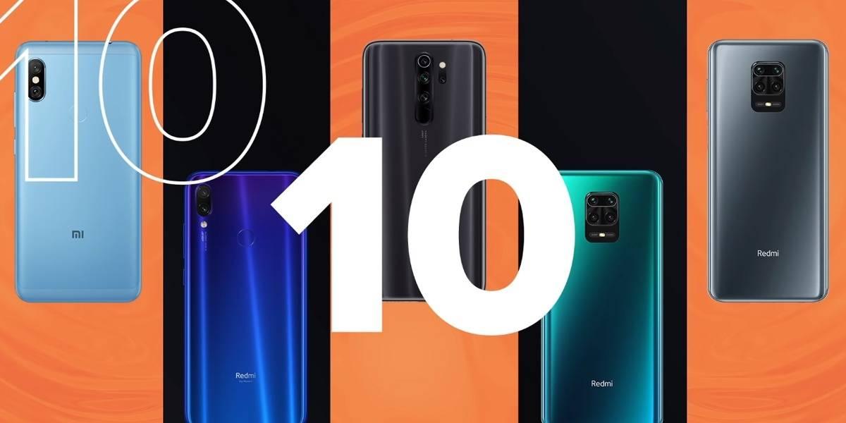 Xiaomi nos adelanta lo que tendrá de nuevo su línea Redmi Note 10