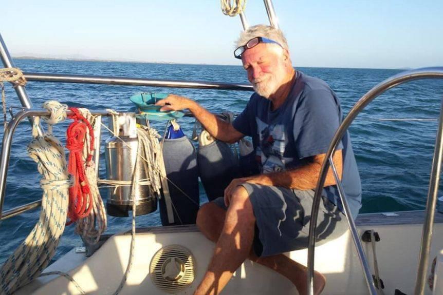 Andrew Heard, el pescador que fue devorado por un cocodrilo gigante.