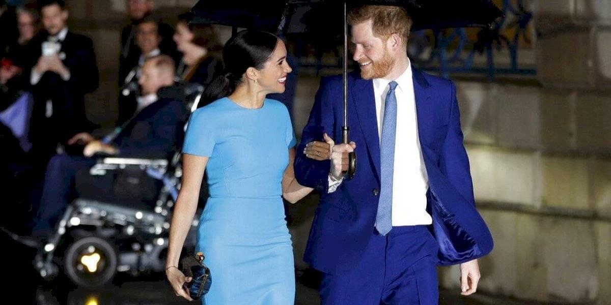 Palacio de Buckingham confirman que Enrique y Meghan no volverán a funciones reales