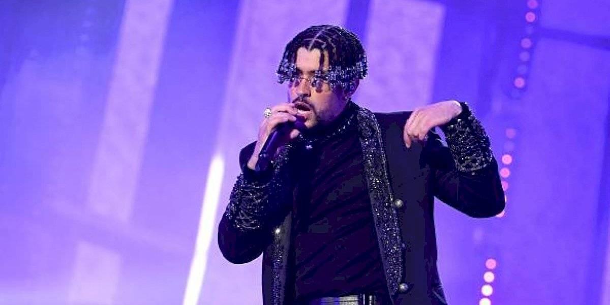 Bad Bunny llega el domingo a los Grammy con dos nominaciones y actuación en vivo