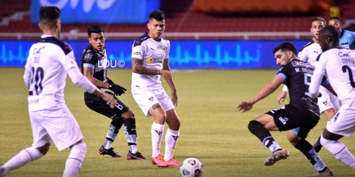 Liga de Quito volverá a enfrentar al 9 de Octubre luego de 25 años