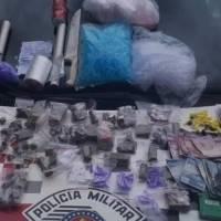 Mãe e filha são presas por tráfico de drogas no litoral de São Paulo