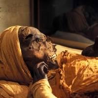Lo que dice la tomografía de un faraón decapitado hace 3.500 años