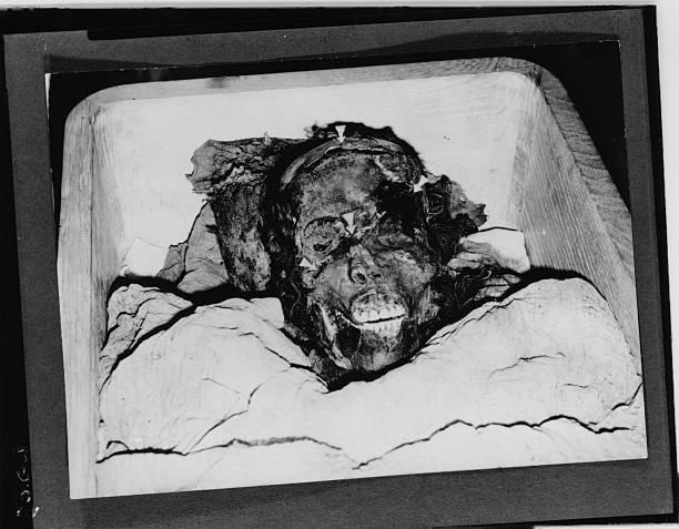 El faraón decapitado
