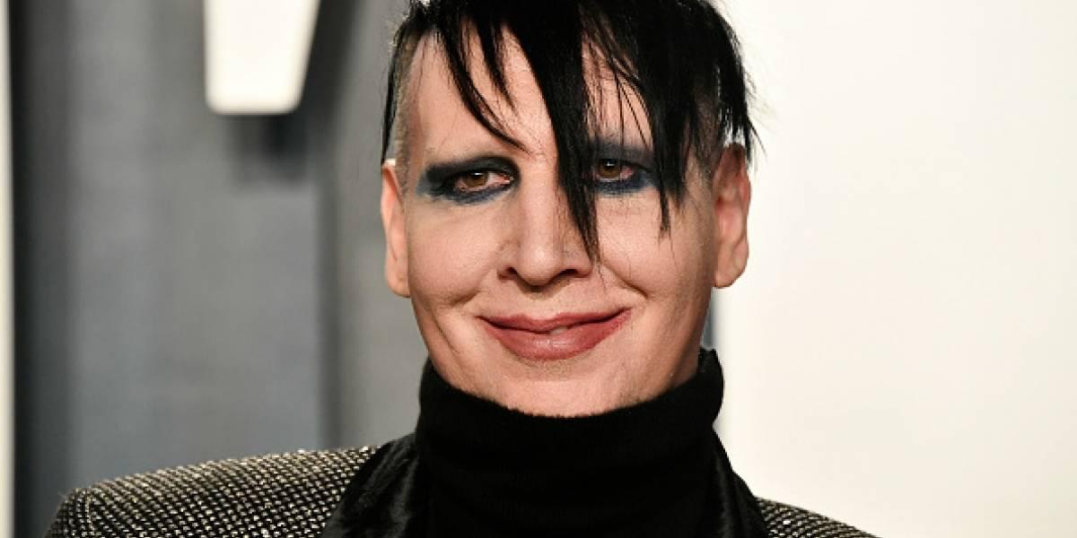 El escandaloso caso de Marilyn Manson: inician investigaciones sobre violencia doméstica