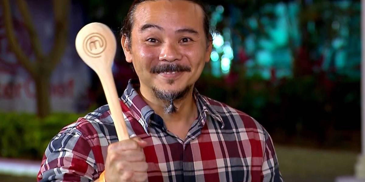 El gran 'maestro' incansable Christian Suzuki no sigue en MasterChef Ecuador