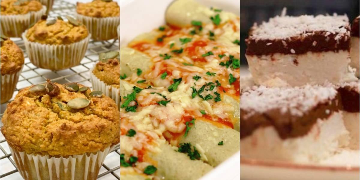 Receitas saudáveis e gostosas para seu fim-de-semana