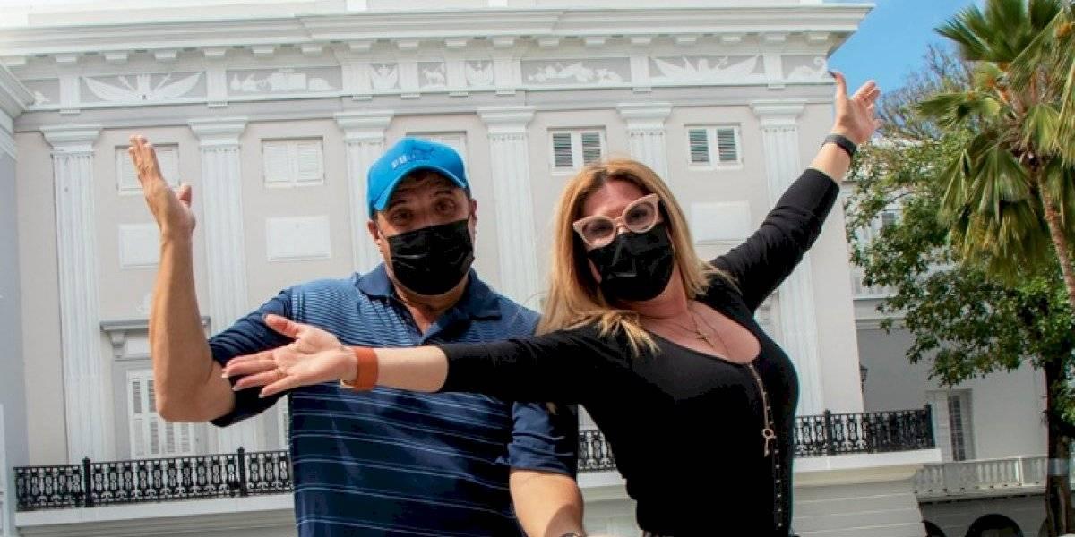 """El Relajo de La X"" invade La Fortaleza"