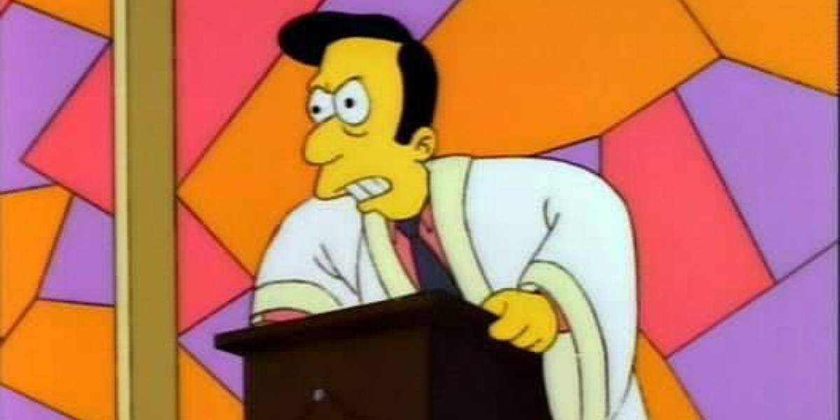 Los Simpson: una escena religiosa fue censurada en Chile