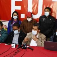 FUT se suma a la movilización nacional del 23 de febrero para exigir recuento de votos