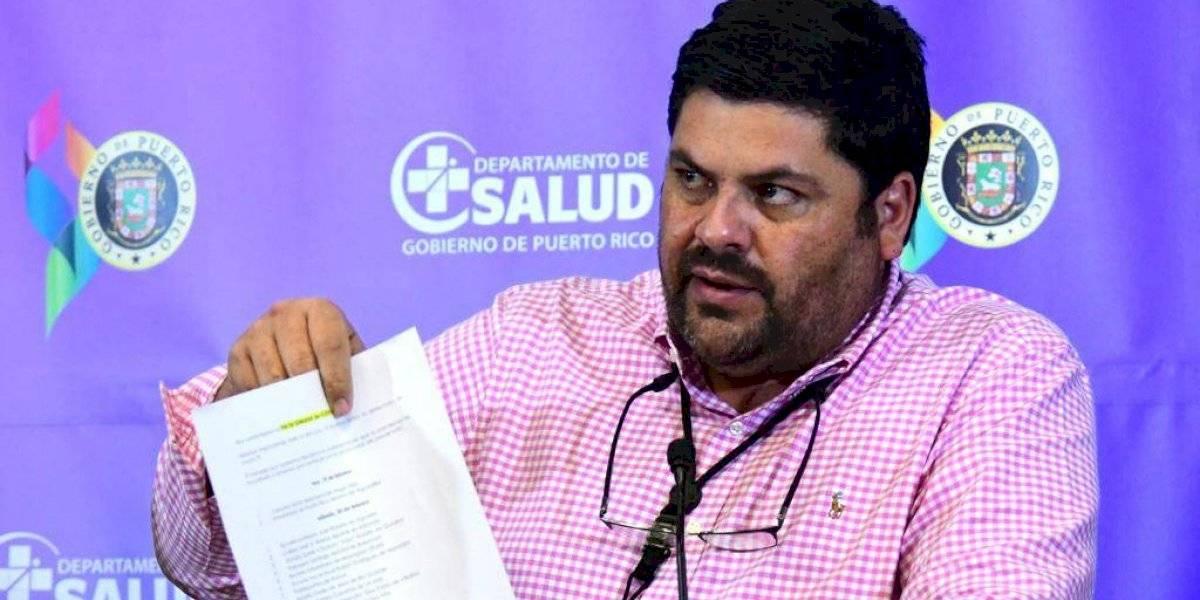 Carlos Mellado confirma mal manejo de vacunas contra el COVID-19 en Morovis