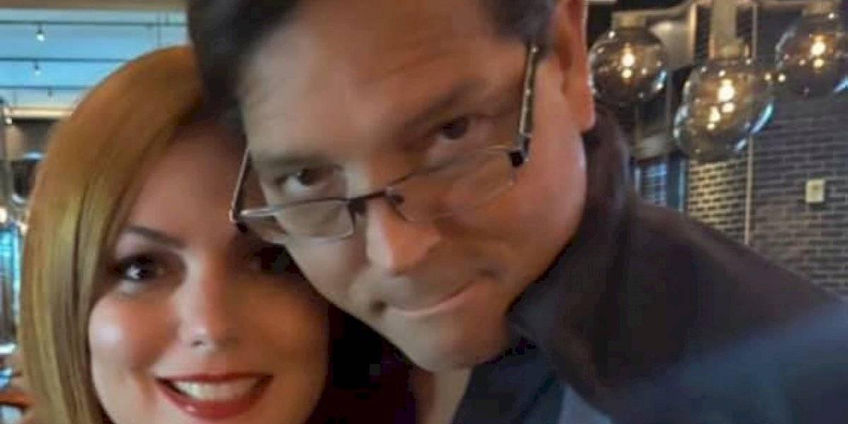Rubén Sánchez en planes de volver a casarse