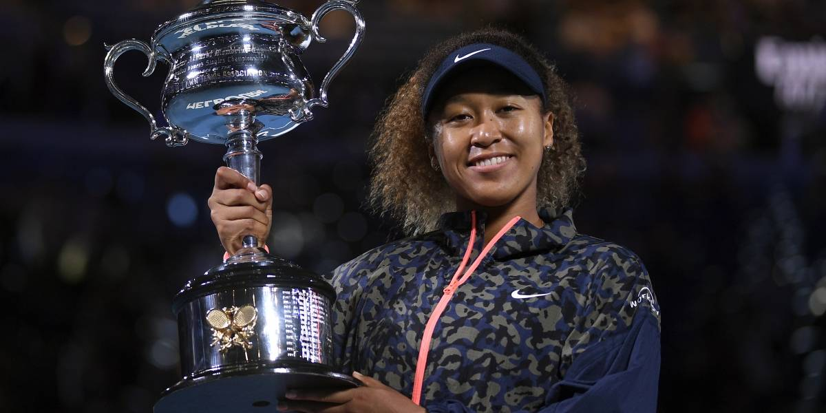 Osaka suma 4to cetro Grand Slam al ganar en Australia