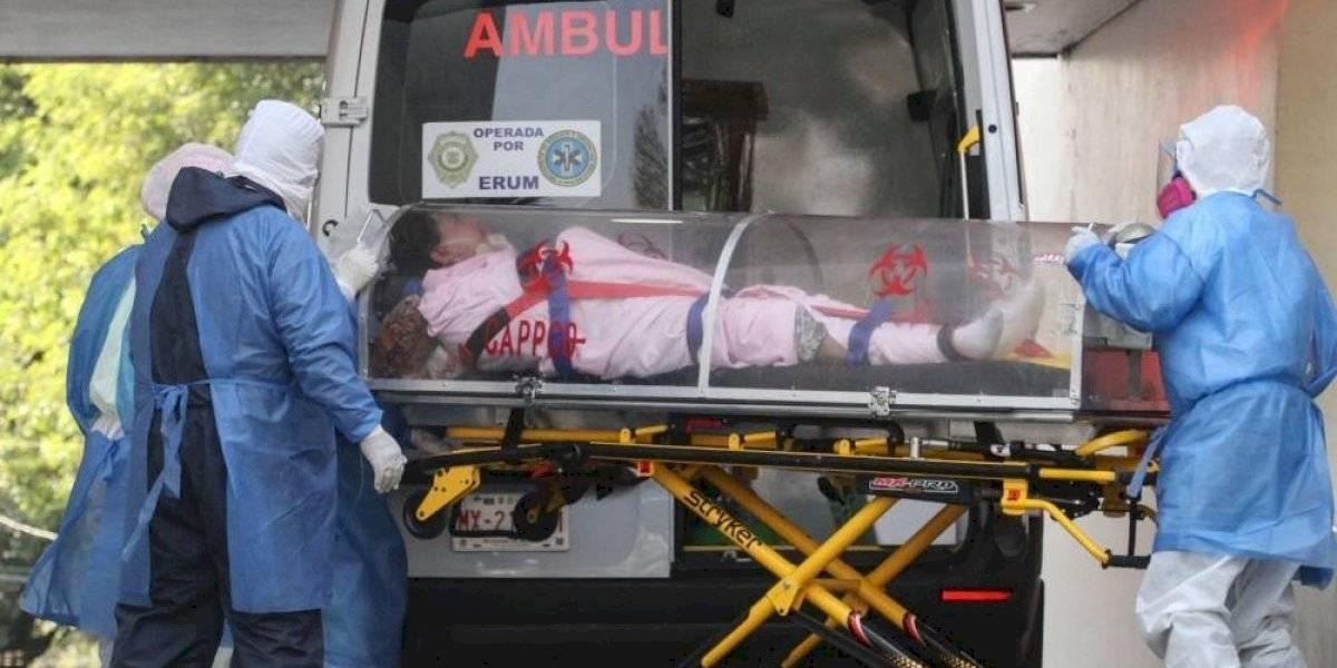 Muertes por Covid-19 en México ascienden a 179 mil 797
