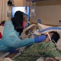 Se registran hospitalizaciones por COVID-19 de personas vacunadas en Puerto Rico