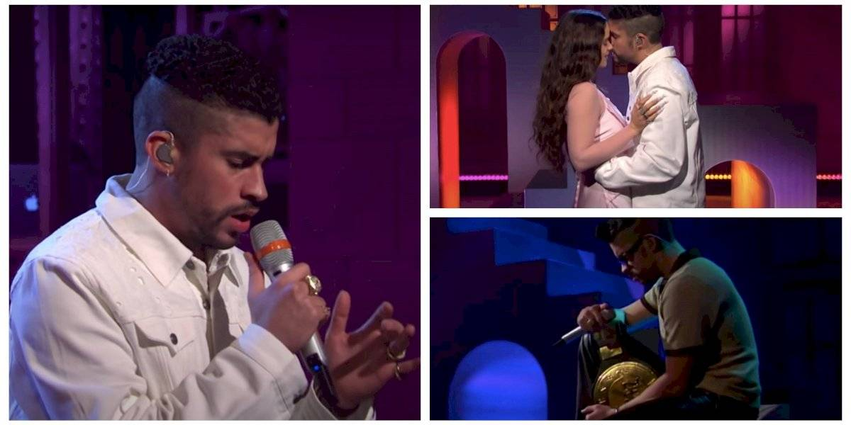 VIDEOS: Aquí están las presentaciones musicales de Bad Bunny en SNL