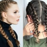 Aprenda fazer um penteado com trança boxeadora se você tem o cabelo curto; sem complicação