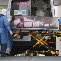 Muertes por Covid-19 en México ascienden a 180 mil 107